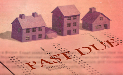 Foreclosure starts now at pre-crisis levels | Real Estate Plus+ Daily News | Scoop.it