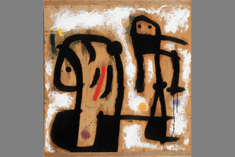 80 works by Joan Miró, never before shown in Italy, on view at Chiostro del ... - Art Daily | Women In Media | Scoop.it