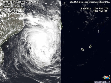 Tropical Cyclone Giovanna : Storm-Centered Satellite Image : Weather Underground   Risques et Catastrophes naturelles dans le monde   Scoop.it