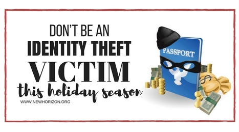 Don't Be an Identity Theft Victim This Holiday Season | Daily Personal Finance Tidbits | Scoop.it