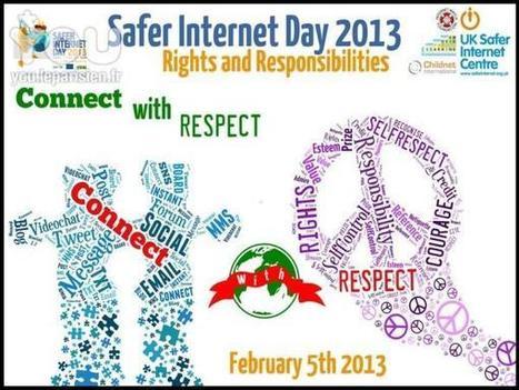 Safer Internet Day: protéger les enfants des dérives du Web | TICE | Scoop.it