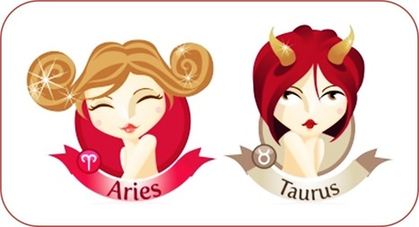 Compatibility Between Enthusiastic Aries and Calm Taurus | Yearly Horoscopes 2016 | Scoop.it