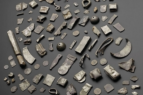 Discovery of silver hoard opens door to secrets of the Picts | Axis Sanctuary and Chapels | Scoop.it