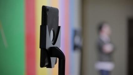 Double Robotics Gives Your iPad Wheels - iClarified | iFilmmaking | Scoop.it