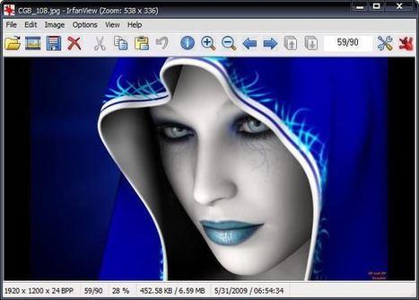 Download IrfanView for Mac & Windows 7/8/XP PC (Latest) | Genuine-Report.com | Scoop.it