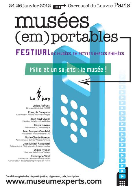 Le musée à travers le portable | Cabinet de curiosités numériques | Scoop.it