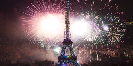 Redécouvrez les plus belles illuminations de la Tour Eiffel | 694028 | Scoop.it