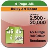 Bi-Flod Portrait Brochures | online printings Australia | Scoop.it