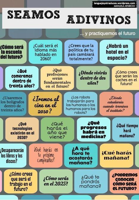 Seamos adivinos… y practiquemos el futuro en español | Español para los más pequeños | Scoop.it