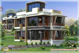 Modern Mansion June Kerala Home Design Architecture House Plans Urumi - 1152x768 pixel Wallpaper #67593 @ FreeFever | Design&Architecture | Scoop.it