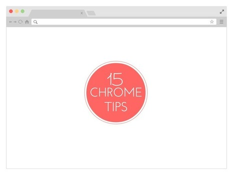Tips and Tricks for Google Chrome | My favourite blogs | Scoop.it