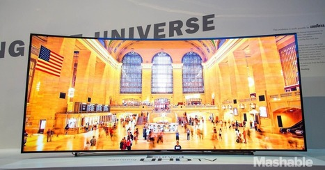 Samsung's 105-Inch Curved Ultra HD TV Will Cost You $120,000   Disruptive uses  (Internet of things, Connected Devices, 3D Print , Drones , Robots)   Scoop.it
