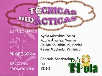 APRENDER Y DIVERTIRSE.... ¡¡TODO EN UNO!!: DIVERSAS TÉCNICAS DE DIDÁCTICA | APRENDER Y DIVERTIRSE...¡¡TODO EN 1!! | Scoop.it
