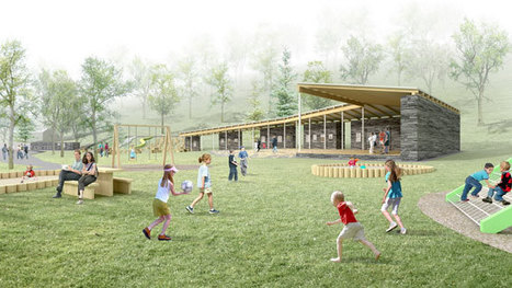 """Dance floor"" Recreation and Memorial Park 