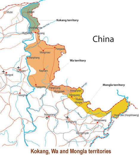 "Wa, Mongla still against junta-drawn charter   ""Asian Spring""   Scoop.it"
