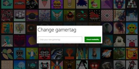 Be sure to sign into Xbox live otherwise bye bye gamertag | Video Games | Scoop.it