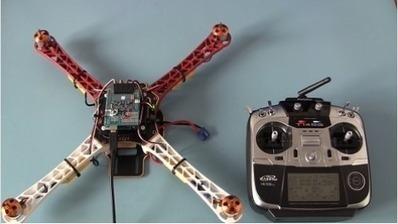 Construir un drone | TIC IES Pascual Carrión | Scoop.it