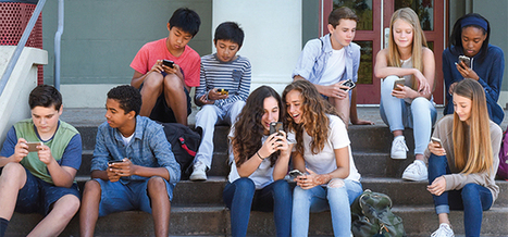New Documentary Explores Impact of Mobile Devices on Teens' Lives | eTEL | Scoop.it