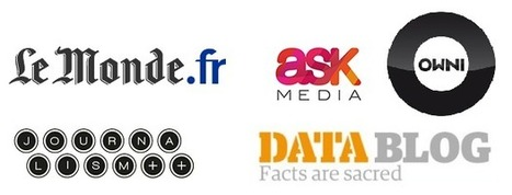 5 questions à 6 datajournalistes | Data Journalism - | Scoop.it