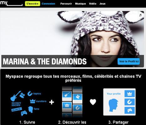Le réseau social Myspace bradé par News Corp   Toulouse networks   Scoop.it