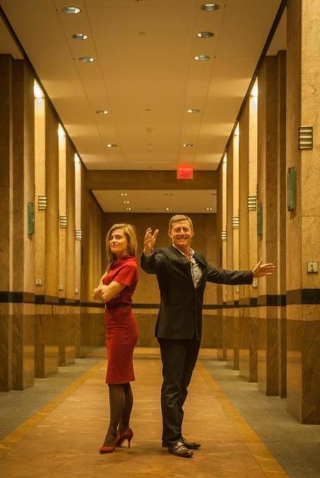 Une tête-de-pont à Manhattan pour les start-ups belges | emission tv | Scoop.it