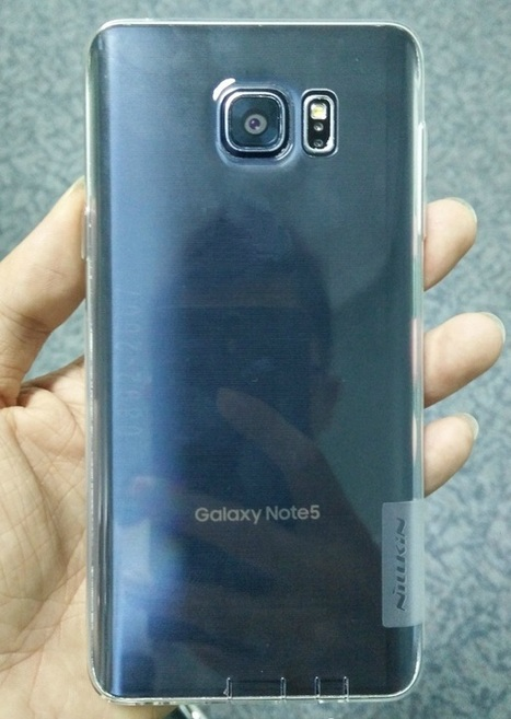 Specs, Features and Leaked Hands-on Pictures of the Samsung Galaxy Note 5 | Tech & Gadgets | Scoop.it