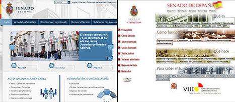 Por qué cuesta casi medio millón de euros la renovación web del Parlamento español - El Mundo.es | Educar con las nuevas tecnologías | Scoop.it