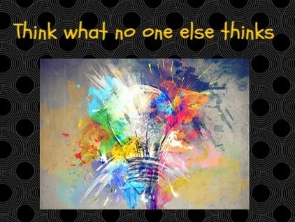 Creative Thinking Skills ... Rekindle by Adding Problem Constraints | Improving creativity and innovation | Scoop.it