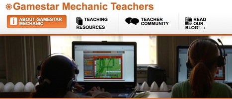 Gamestar Mechanic | Tools for Teachers & Learners | Scoop.it
