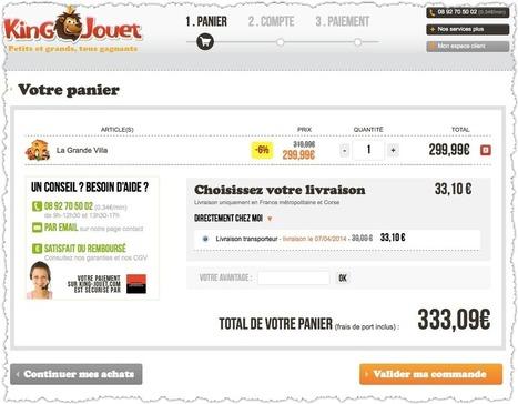 Page panier : le guide pour en créer une qui soit efficace ! - Le Droit de Réussir | e-commerce  - Success Store | Scoop.it