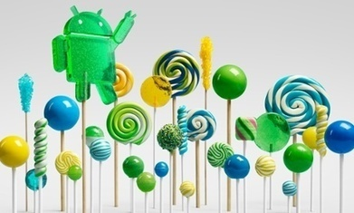 Google Android 5 Lollipop review - faster, prettier and better battery life | Tech It | Scoop.it
