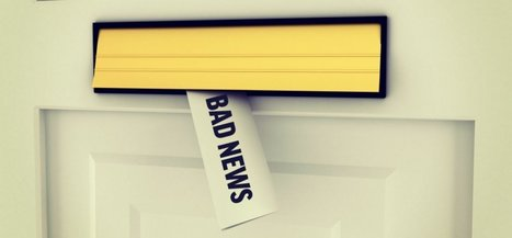 The 8 Do's and Don'ts of Delivering Bad News | Career Management & Teaching | Scoop.it