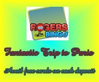 Win a Trip to Paris This November at Rogers Bingo | Free Slots Online | Scoop.it