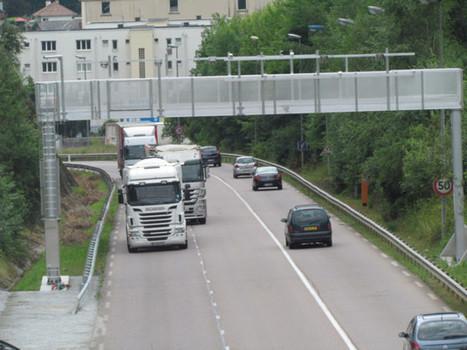 Eco-taxe : des péages spéciaux pour les camions « Côté Rouen | Ouï dire | Scoop.it