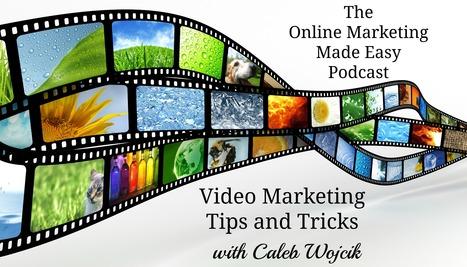 #027: Video Marketing Tips and Tricks with Caleb Wojcik | Video Transformation | Scoop.it