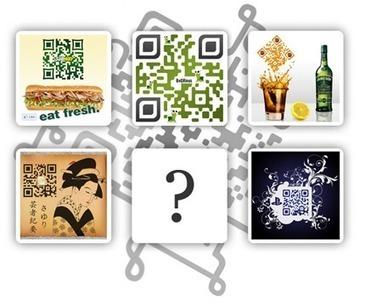 Custom #QR Code Design - Custom QR Codes | IPAD, un nuevo concepto socio-educativo! | Scoop.it