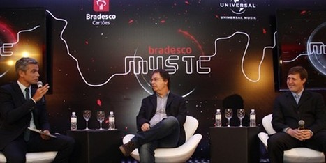 Une banque brésilienne lance un service de streaming musical à moins de 2$ par mois - MyBandNews   Musique et Innovation   Scoop.it