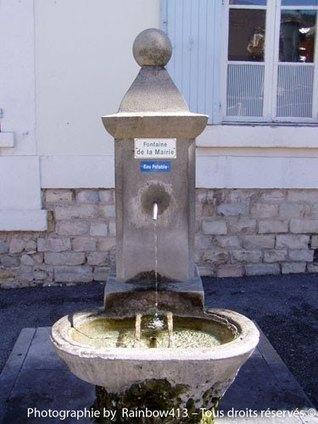 Sources, fontaines et pouhons d'eau potable - EauPotable.info | BOB to BOL by BOV | Scoop.it