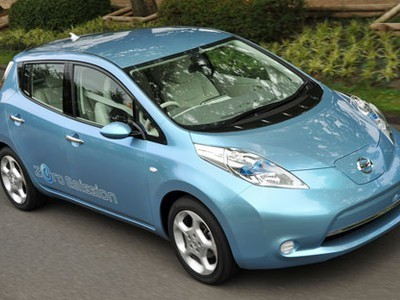 Nissan to Follow LEAF with 3 New Electric Cars Models | Sustainable Futures | Scoop.it