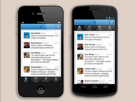 5 dicas para sua empresa usar bem o Twitter - EXAME.com | It's business, meu bem! | Scoop.it