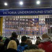 Londres paralysée par une grève du métro | Test scoop it | Scoop.it