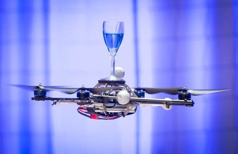 Live at TED Global 2013: Tweets, photos and video for quadrotor fans | Robohub | Robotics Frontiers | Scoop.it