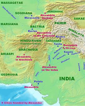 325 a.c.: Alejandro, el retorno (2ª parte) | LVDVS CHIRONIS 3.0 | Scoop.it