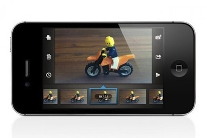With This App, Make Your Own Stop Motion Videos On iPhone - DesignTAXI.com | iPhone apps and resources | Scoop.it