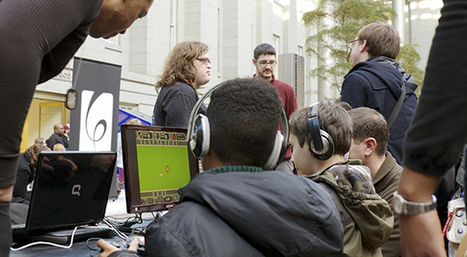 How Games Transform Museum Experience - DML Central | Games and education | Scoop.it