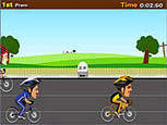 Cycle Racer - Mini Games - play free mini games online | minigamesonline | Scoop.it