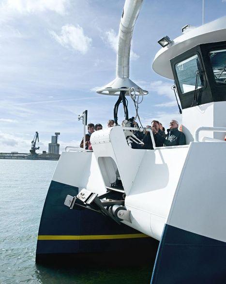 Qu'il est bio, le bateau   STI2D Dupuy de Lôme Brest   Scoop.it