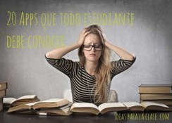 20 apps que todo estudiante debe conocer. | #REDXXI | Scoop.it