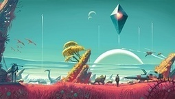 No Man's Sky: the game where you can explore 18 quintillion planets | Design to Humanise | Scoop.it