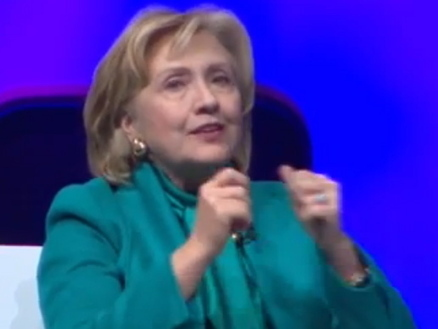 """Hillary Clinton: If U.S. Doesn't Get Act Together, World Will """"De-Americanize""""   Video   RealClearPolitics   Video   RealClearPolitics   Government Current Events   Scoop.it"""